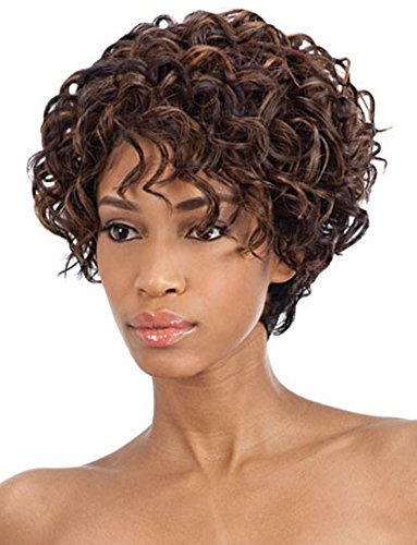 Equal (SNG) Wig Lacey - Color OP430 - Synthetic (Curling Iron Safe) Regular Wig]()