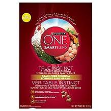 Purina ONE® SmartBlend® True Instinct Grain-Free Formula Dog Food with Real Chicken & Sweet Potato 5.7kg Bag