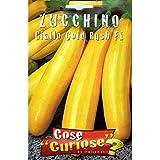 Vivai Le Georgiche Zucchino Giallo Gold Rush F1 (Semente)