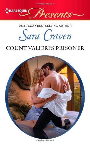 book cover of Count Valieri\'s Prisoner