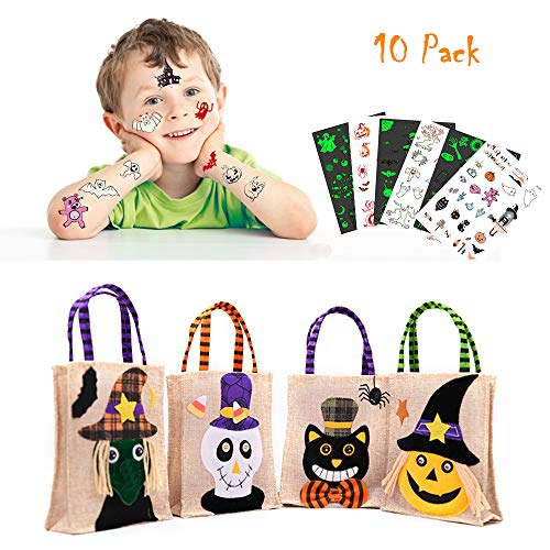 Cute Halloween Props Gifts Candy bags Trick or