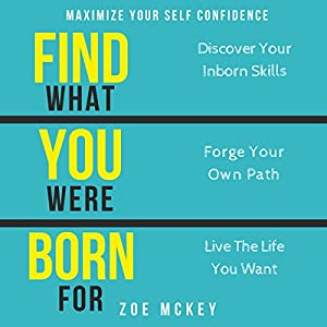 Find What You Were Born For Audiobook