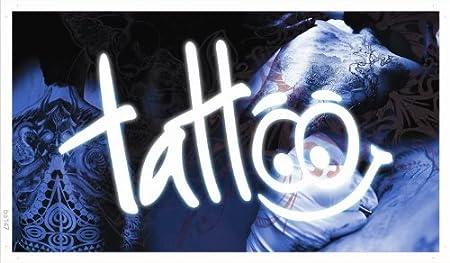 ba147 tatuaje Piercing muestra la tienda sonrisa Logo: Amazon.es ...