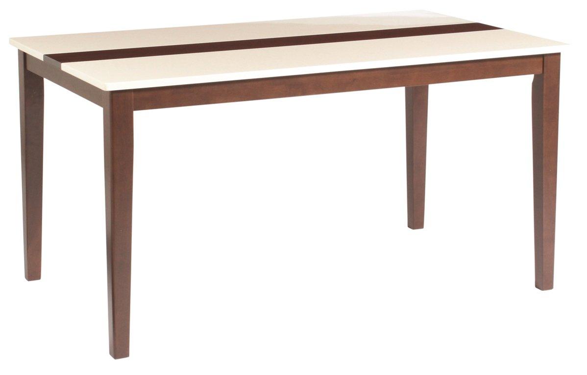 美しい鏡面天板仕上げ ダイニングシリーズ ダイニングテーブル milkyway (テーブル135, ウェンジ) B01I5118RE テーブル135 ウェンジ ウェンジ テーブル135