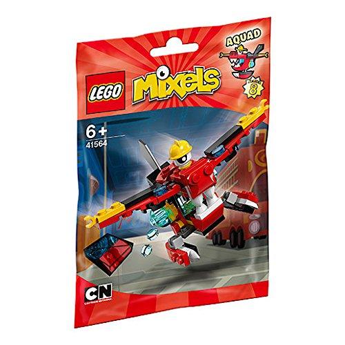 Lego MixelsFigures de construction Aquad