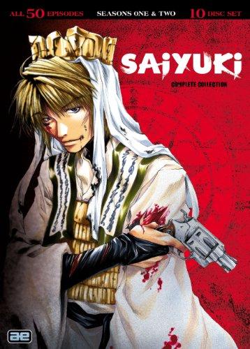 Saiyuki Complete Collection