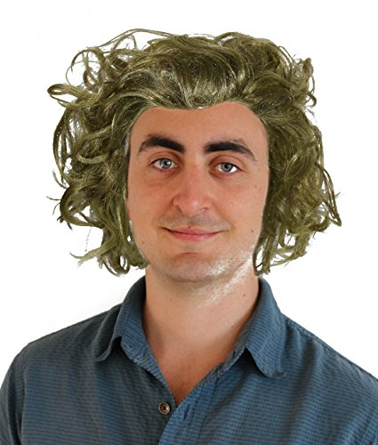 Joker is Wild Costume Wig for Adults and Kids - http://coolthings.us