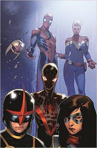 SPIDER-MAN #8 CIVIL WAR II MILES MORALES PDF ePub ebook