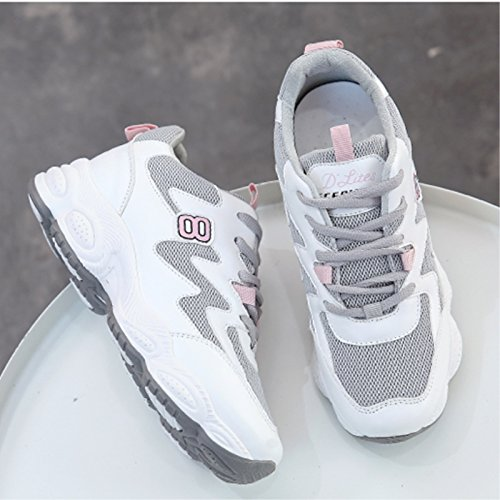 GUNAINDMXShoes/Shoes/Shoes/Shoes/All-Match/Spring/Autumn And Winter Gray white