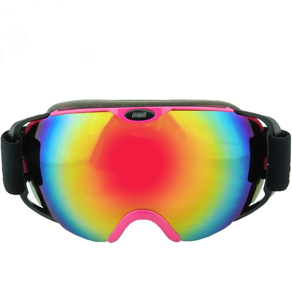 Cotangle Cotangle Cotangle Doppel-Anti-Fog Große Sphärische Skibrille Outdoor-Schutzbrille Bergsteigen Spiegel Unisex (Farbe   Snake Skin schwarz) B07L3RRSRX Skibrillen Wirtschaft 4780a7