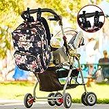Diaper Bag Backpack, Baby Diaper Bag Large Capacity