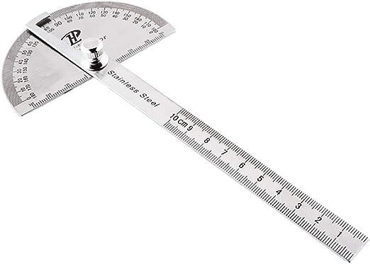 180° Winkelsucher Ingenieur Winkelmesser Messen Arm Lineal TischlerwerkzeugDE ap