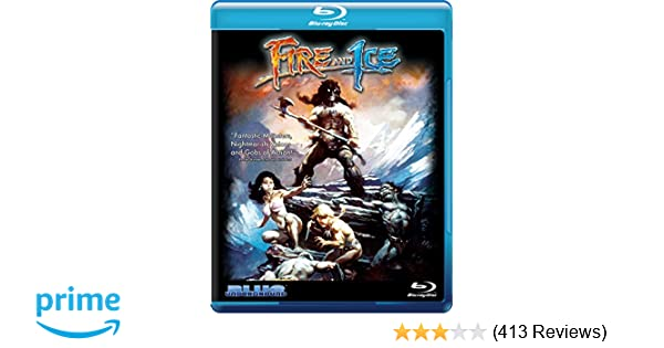 Amazon.com: Fire and Ice [Blu-ray]: Randy Norton, Cynthia ...