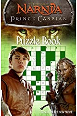The Chronicles of Narnia: Prince Caspian Puzzle Book