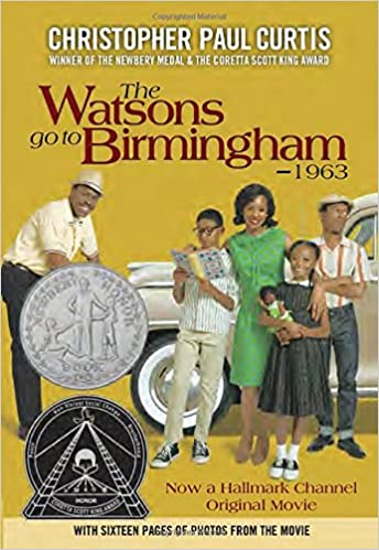 The Watsons Go to Birmingham--1963: Christopher Paul Curtis ...