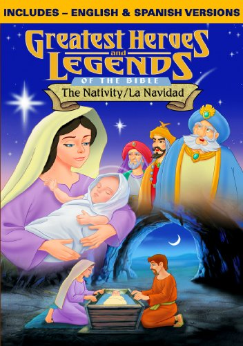 Greatest Heroes & Legends: the Nativity -  DVD