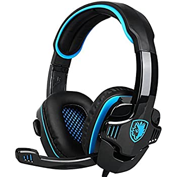 51b3HI4 QrL._SL500_AC_SS350_ amazon com 2017 new updated gaming headphones,sades sa930 3 5mm Basic Electrical Wiring Diagrams at fashall.co