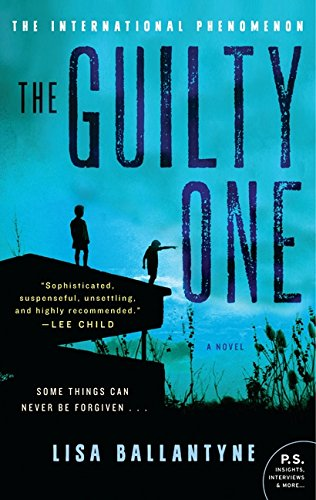 book cover of The Guilty One