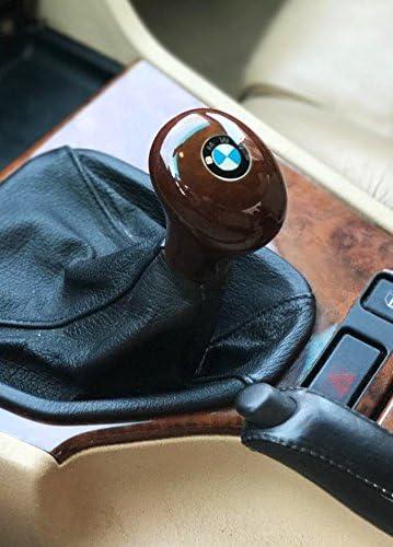 Hacol BMW M TECHNIC Wood Gear Shift KNOB E36 E46 E39 E30 E60 E90 E92 E91 E46 M3 M5 M6 Z4