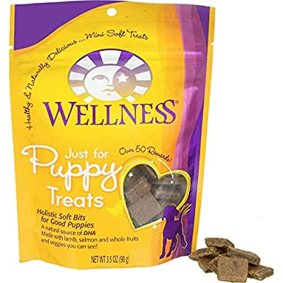 Wellness Puppy Bites Grain Free Natural Dog Treats