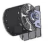 Doorking Gate Opener Motor assembly 2600-126 for 6050 - 6100 models