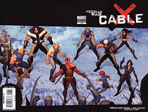 Cable (2nd Series) #13 (2nd) VF/NM ; Marvel comic - Cables Elixir