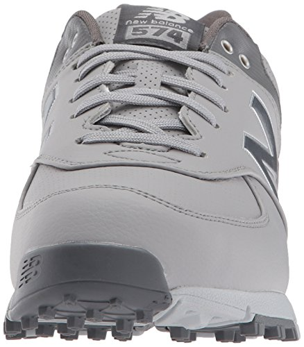 Pictures of New Balance Men's 574 SL Golf Shoe White Large 6
