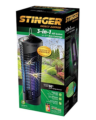 042578003106 - Stinger 3-in-1 Kill System Insect Zapper (Up To 1.5 Acre) carousel main 1