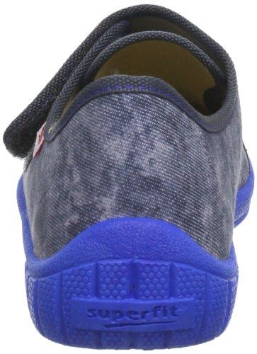 Superfit Bill - Caña baja de material sintético niño gris - Grau (stone kombi 06)