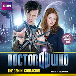 Doctor Who: The Gemini Contagion Radio/TV Program
