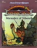 Marauders of Nibenay (Advanced Dungeons & Dragons, 2nd Edition, Dark Sun, Dsm3)