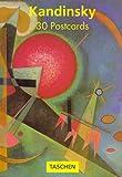 Kandinsky Postcard Book, Kandinsky, 3822895784
