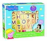 Peppa Pig Alphabet and Puzzle Blocks (30 Piece)
