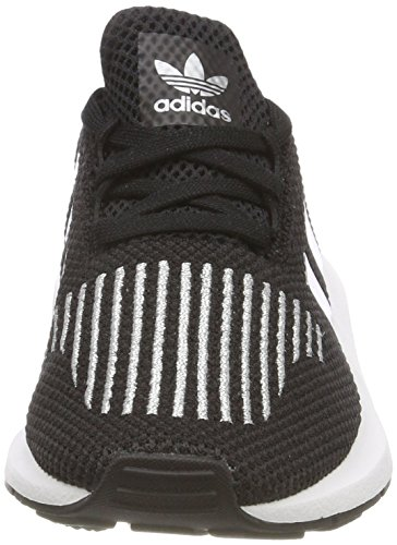 Black Running 000 Plamet adidas Negbas Unisex Swift C Kids' Ftwbla Shoes wxn6YqHpn