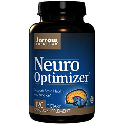 Jarrow Formulas - Neuro Optimizer 120 caps (Pack of 4) by Jarrow