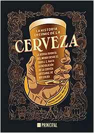 La historia en cómic de la cerveza Principal Gráfica: Amazon.es ...