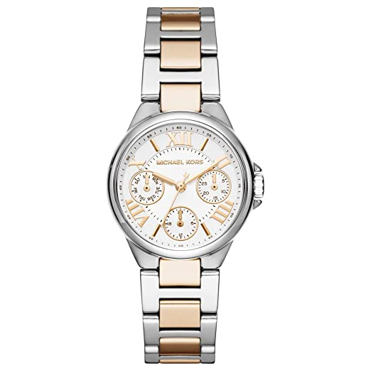 3f06438e022 Michael Kors MK6448 Ladies Camille Watch  Amazon.co.uk  Watches