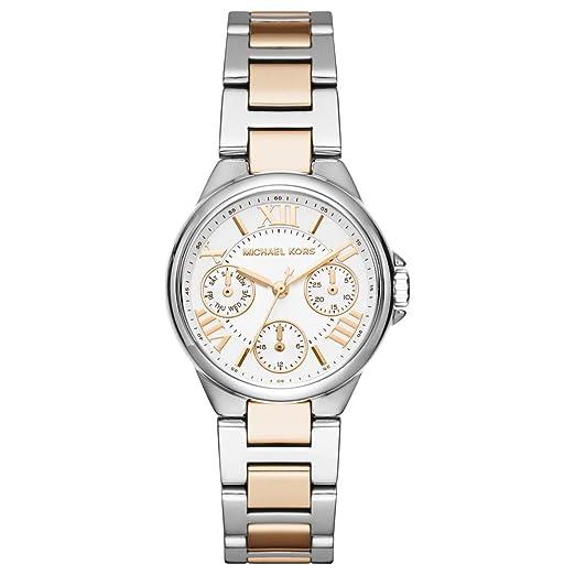 669875c4fe80 Michael Kors MK6448 Ladies Camille Watch  Amazon.co.uk  Watches