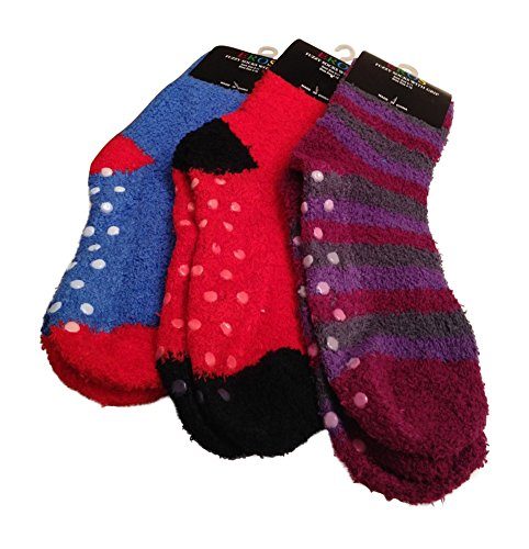 Eros Slipper Grippers Assorted Stripes product image