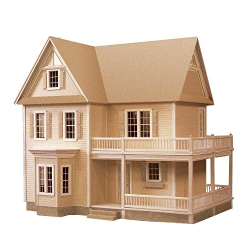 Victoria's Farmhouse Dollhouse Kit by generic