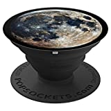 Cool Moon Pop Socket Collapsible Cell Phone Holder
