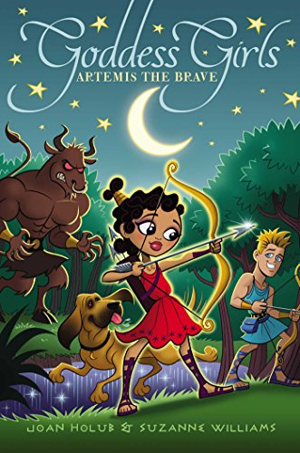 Artemis the Brave (Goddess Girls Book 4)