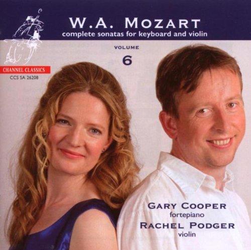 Complete Keyboard Sonatas (Mozart: Complete Sonatas for Keyboard and Violin, Vol. 6)