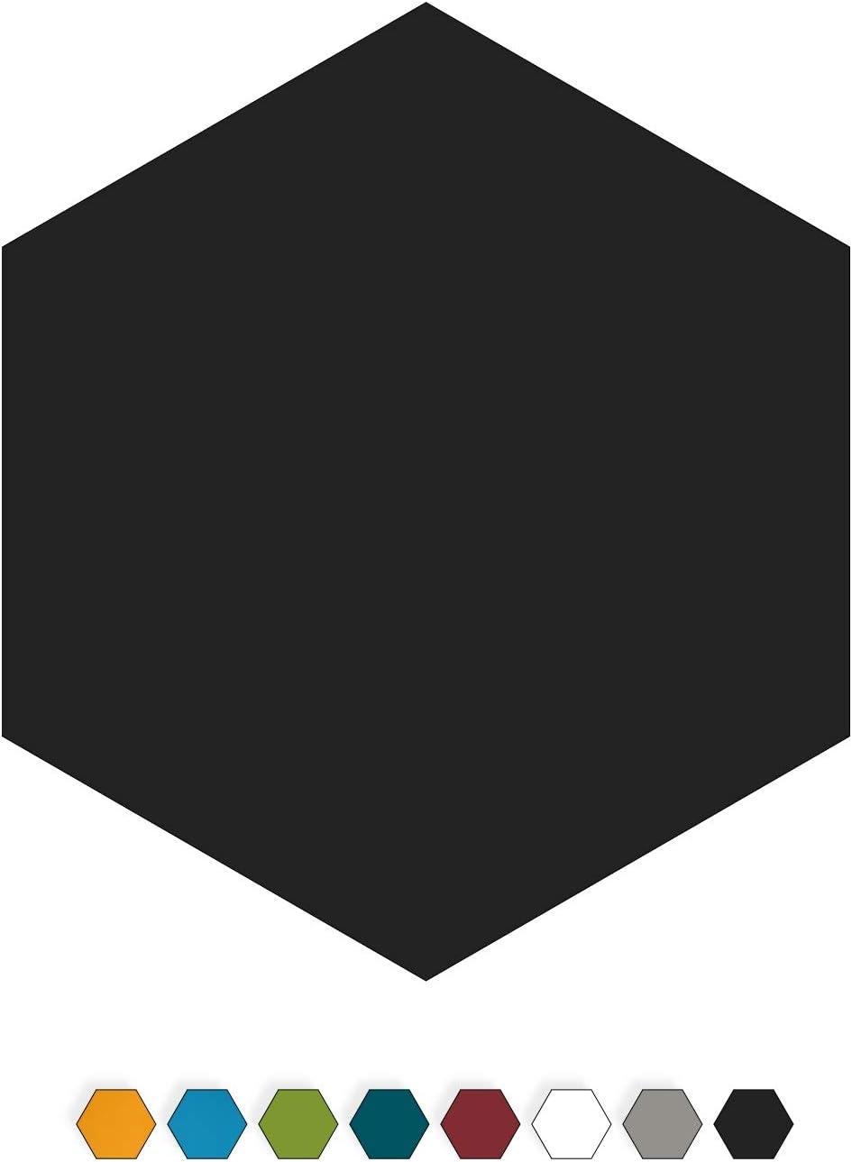 Diverse Farben Basotect G Schwarz Schallabsorber 3D-Set  6 Elemente /Ø30cm