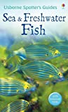 img - for Sea and Freshwater Fish (Usborne Spotter's Guide) book / textbook / text book