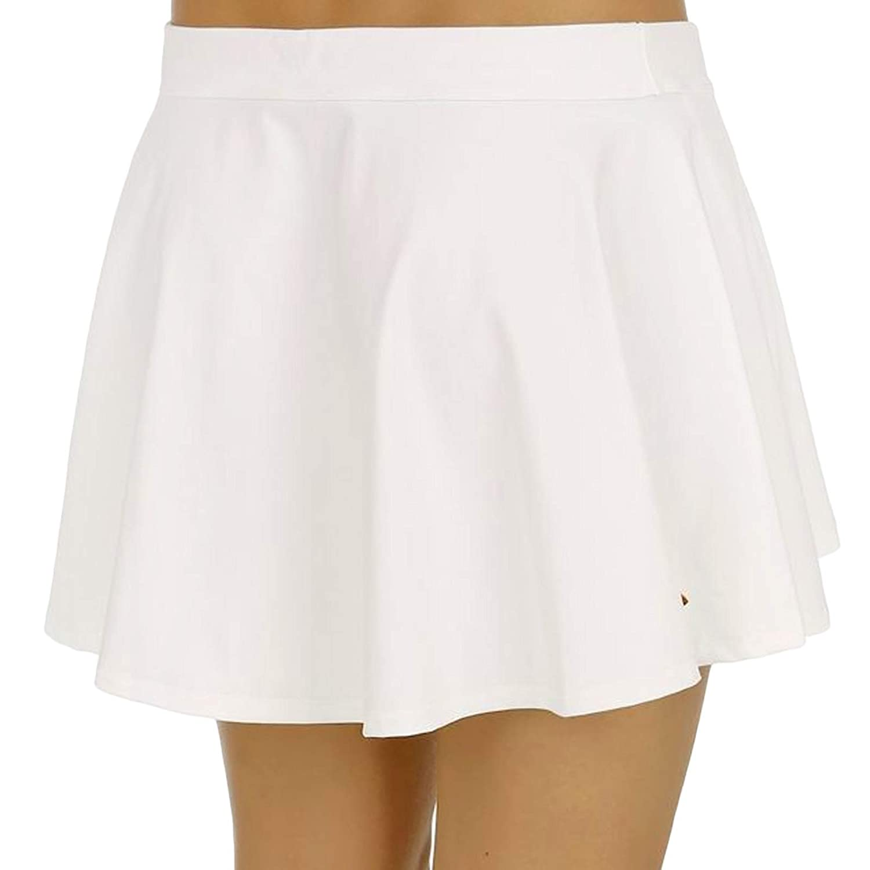 Head Performance Couture Falda Mujer, Color Blanco: Amazon.es ...