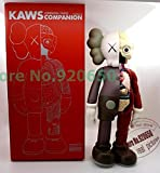 #sharkingshop 16 inch KAWS dissected Companion KAWS Original Fake with Original Box 3 Color Black Brown Grey Fancy Morden Gift 100% Real Picture