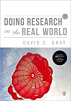 Doing Research in the Real World, 3rd Edition Front Cover