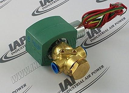 250038 - 675 valve-solenoid - diseñado para uso con sullair compresores de aire: Amazon.es: Amazon.es