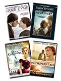Ladies of Literature Bundle (Pride & Prejudice/ Atonement/ Jane Eyre/ Anna Karenina)